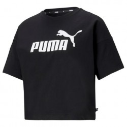 PUMA 586866 T-SHIRT DONNA ESS SLIM LOGO