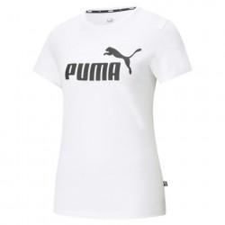 PUMA 586774 T-SHIRT DONNA ESS LOGO